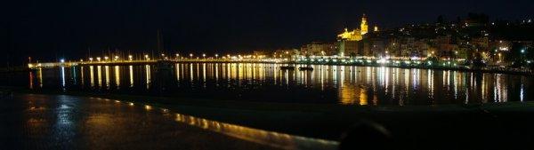 Menton - alter Hafen